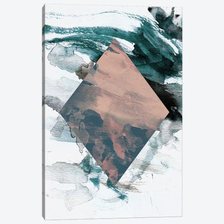 Graphic LIV Canvas Print #BOH130} by Mareike Böhmer Canvas Art