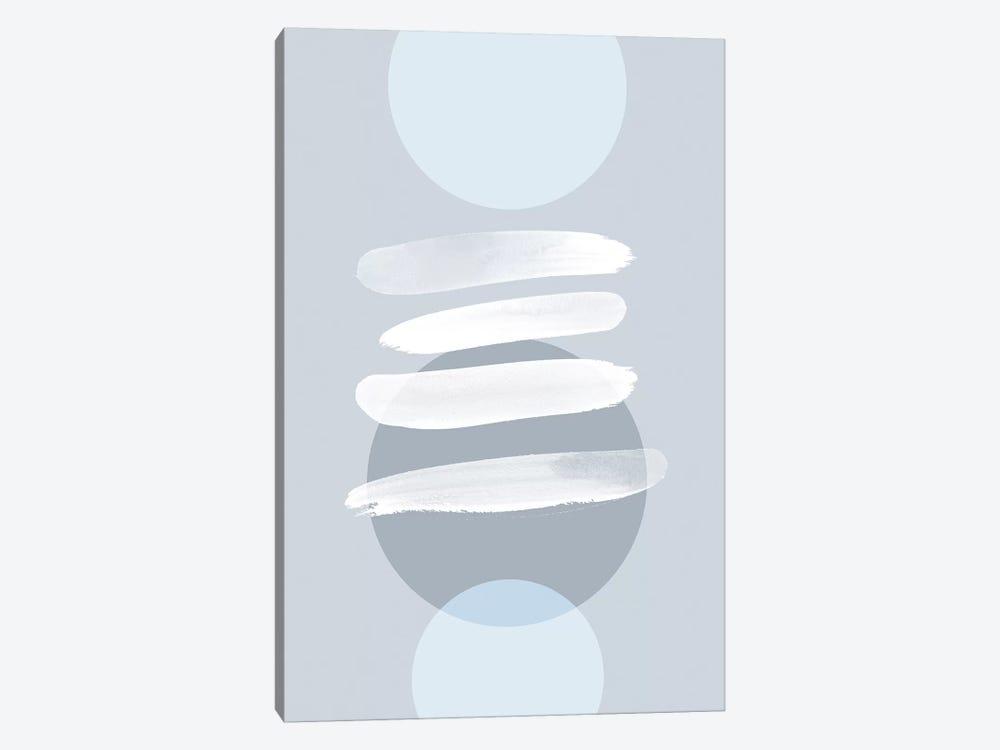 Minimalism XVIII.X by Mareike Böhmer 1-piece Canvas Print