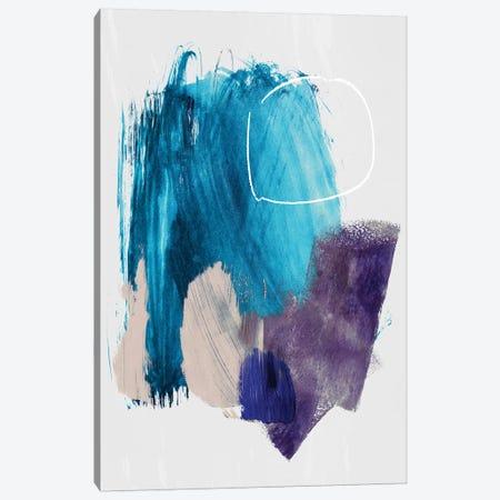 Abstract Strokes I Canvas Print #BOH148} by Mareike Böhmer Canvas Art Print