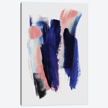 Abstract Strokes II 3-Piece Canvas #BOH149} by Mareike Böhmer Art Print