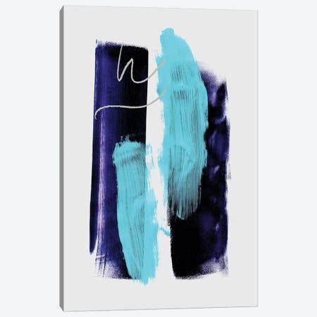 Abstract Strokes III Canvas Print #BOH150} by Mareike Böhmer Canvas Artwork