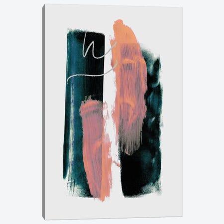 Abstract Brush Strokes III-X Canvas Print #BOH151} by Mareike Böhmer Canvas Wall Art