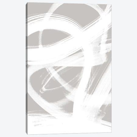 Abstract Brush Strokes VI 3-Piece Canvas #BOH153} by Mareike Böhmer Canvas Artwork