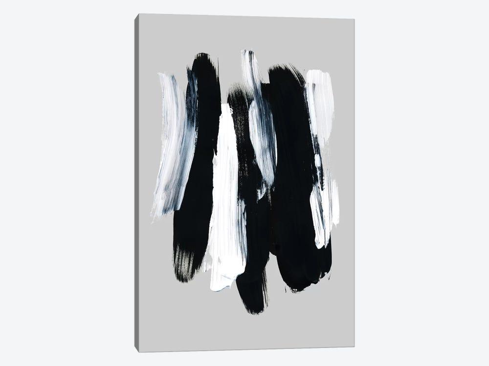 Abstract Brush Strokes XII by Mareike Böhmer 1-piece Canvas Art