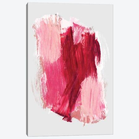 Abstract Brush Strokes XI Canvas Print #BOH157} by Mareike Böhmer Canvas Art Print