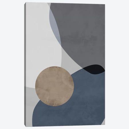 Graphic 210 Canvas Print #BOH159} by Mareike Böhmer Canvas Wall Art