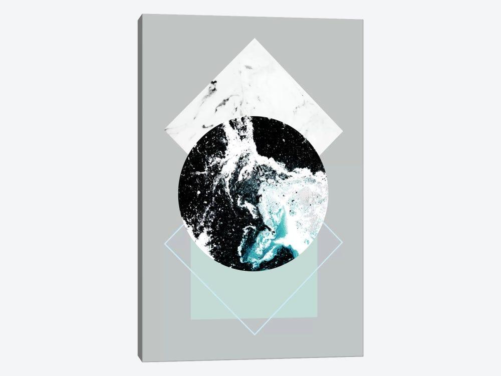 Geometric Textures II by Mareike Böhmer 1-piece Art Print
