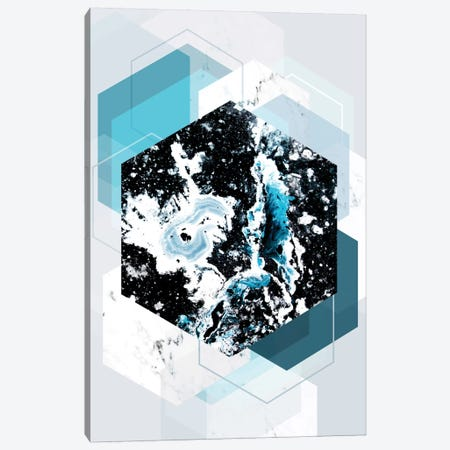 Geometric Textures IV Canvas Print #BOH18} by Mareike Böhmer Canvas Wall Art