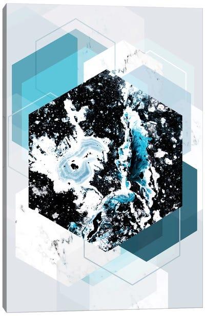 Geometric Textures IV Canvas Print #BOH18