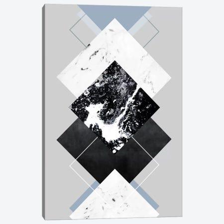 Geometric Textures V Canvas Print #BOH19} by Mareike Böhmer Canvas Artwork