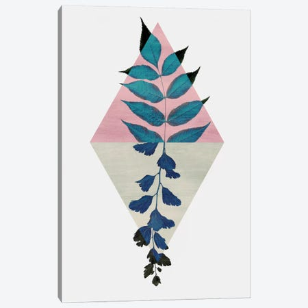 Geometry And Nature I Canvas Print #BOH20} by Mareike Böhmer Art Print