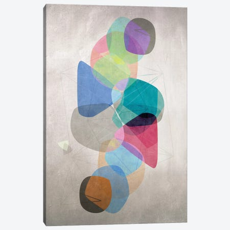 Graphic C Canvas Print #BOH22} by Mareike Böhmer Canvas Print