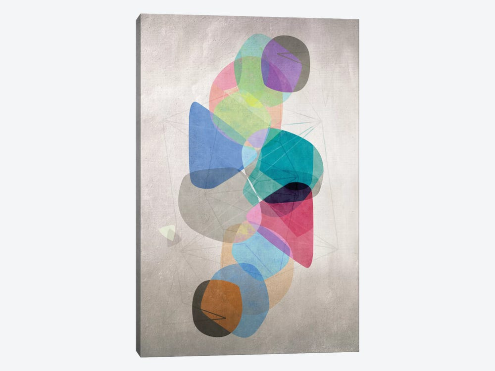 Graphic C by Mareike Böhmer 1-piece Canvas Wall Art