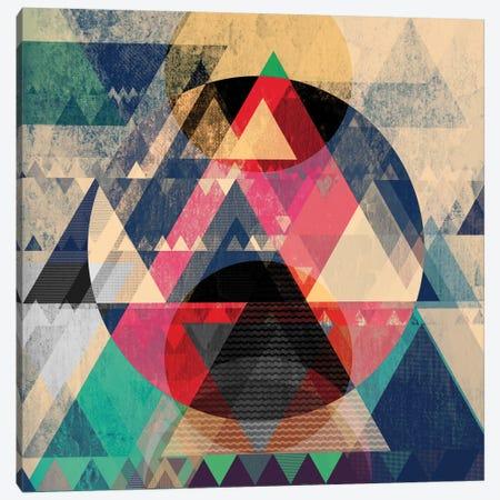 Graphic CII Canvas Print #BOH25} by Mareike Böhmer Canvas Art