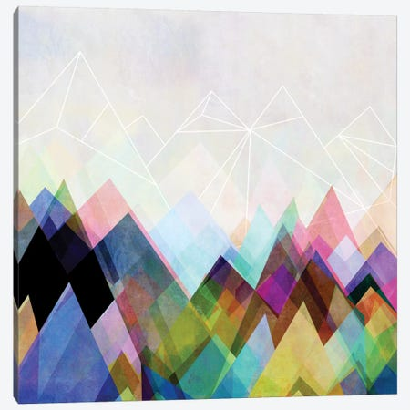 Graphic CIV Canvas Print #BOH26} by Mareike Böhmer Canvas Art