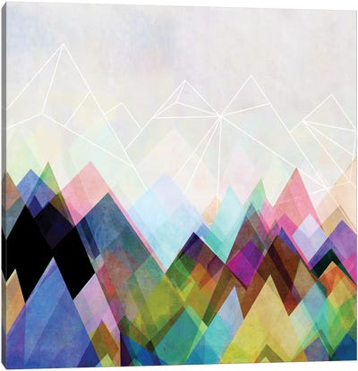 Graphic CIV Canvas Art Print
