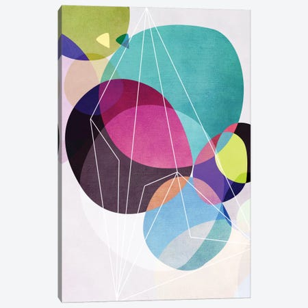 Graphic CLXIX Canvas Print #BOH28} by Mareike Böhmer Canvas Print