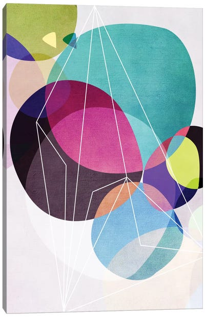 Graphic CLXIX Canvas Art Print