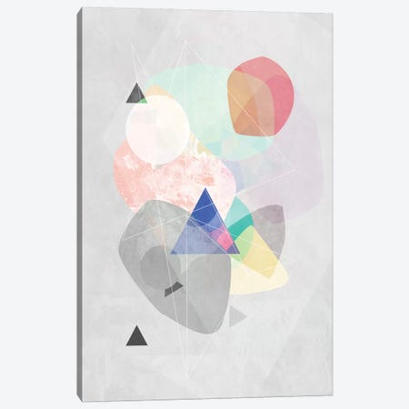 Graphic CLXX Canvas Print #BOH29} by Mareike Böhmer Canvas Print