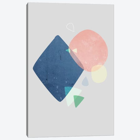 Graphic CLXXIV Canvas Print #BOH31} by Mareike Böhmer Canvas Artwork
