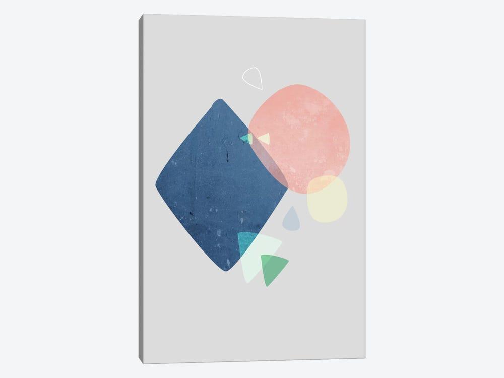 Graphic CLXXIV by Mareike Böhmer 1-piece Canvas Art