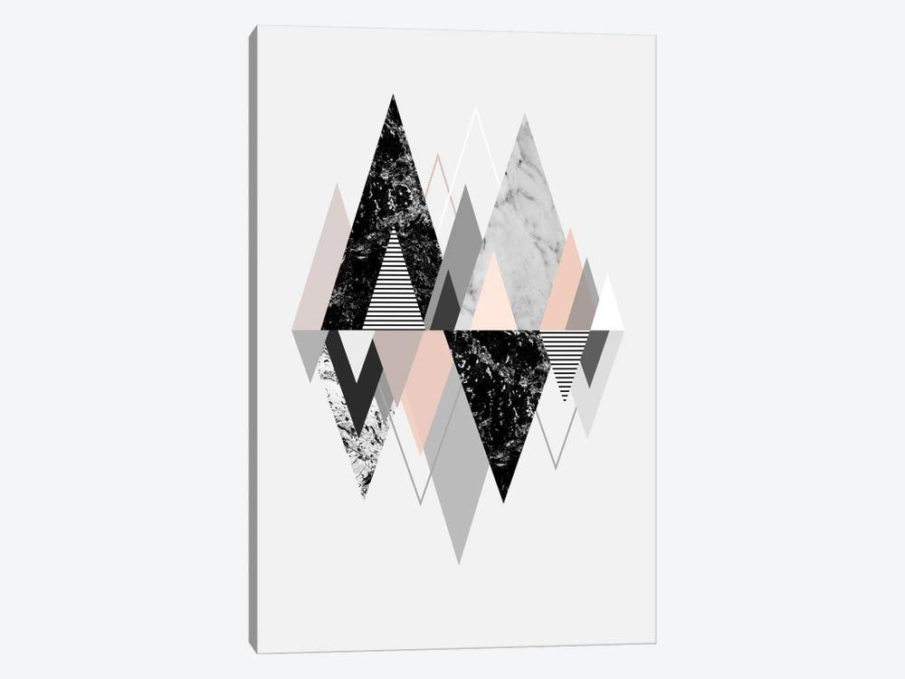 Graphic CXVII by Mareike Böhmer 1-piece Art Print