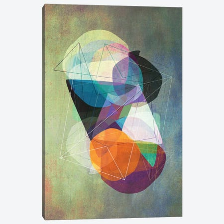 Graphic CXVII.Z Canvas Print #BOH42} by Mareike Böhmer Canvas Print