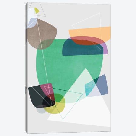 Graphic CXXII Canvas Print #BOH45} by Mareike Böhmer Canvas Wall Art