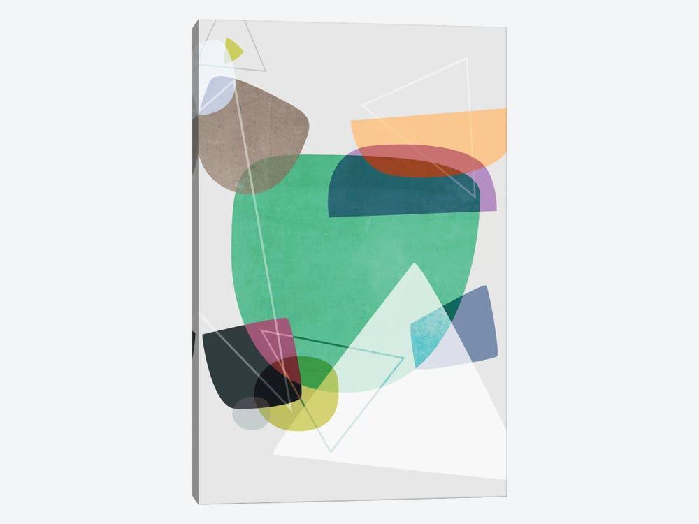 Graphic CXXII by Mareike Böhmer 1-piece Art Print
