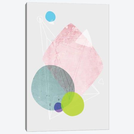 Graphic CXXIII Canvas Print #BOH46} by Mareike Böhmer Canvas Artwork