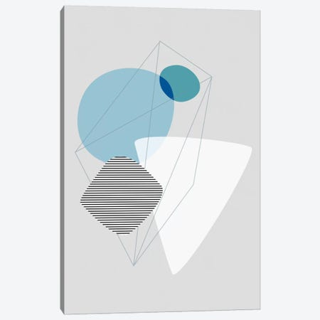 Graphic CXXXIII Canvas Print #BOH48} by Mareike Böhmer Art Print