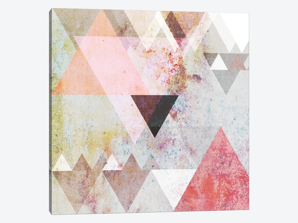 Graphic III by Mareike Böhmer 1-piece Canvas Art Print