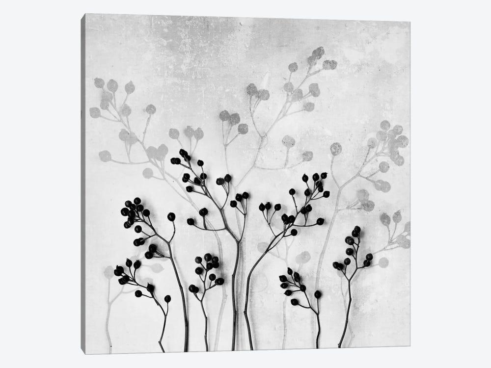 Abstract Flowers V by Mareike Böhmer 1-piece Art Print