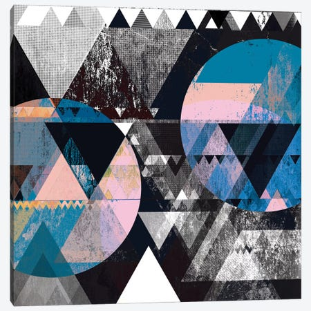 Graphic IV.Z Canvas Print #BOH50} by Mareike Böhmer Canvas Art