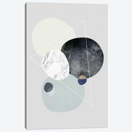 Graphic LXXXIX Canvas Print #BOH52} by Mareike Böhmer Canvas Artwork