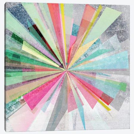 Graphic X Canvas Print #BOH53} by Mareike Böhmer Canvas Wall Art