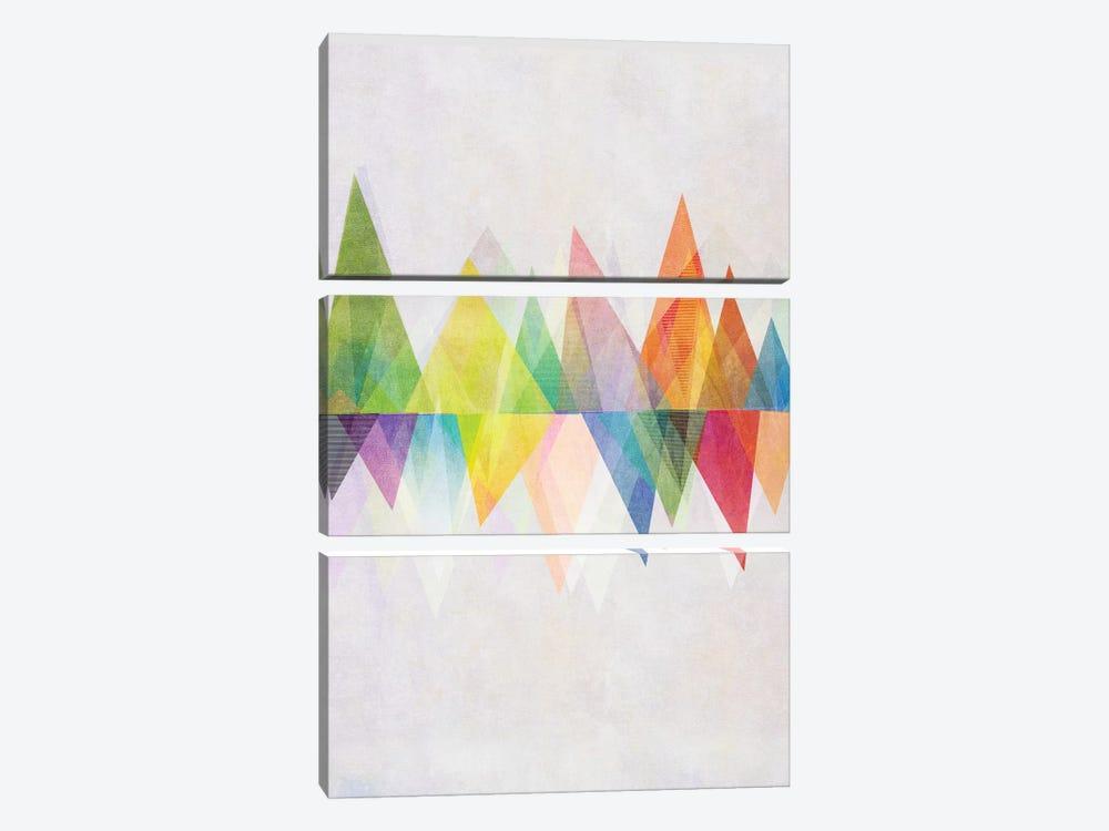 Graphic XXXVII by Mareike Böhmer 3-piece Art Print