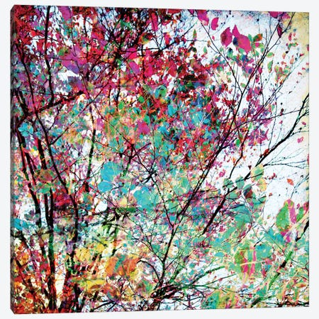 Autumn VIII Canvas Print #BOH5} by Mareike Böhmer Canvas Art
