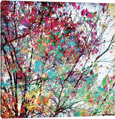 Autumn VIII Canvas Art Print