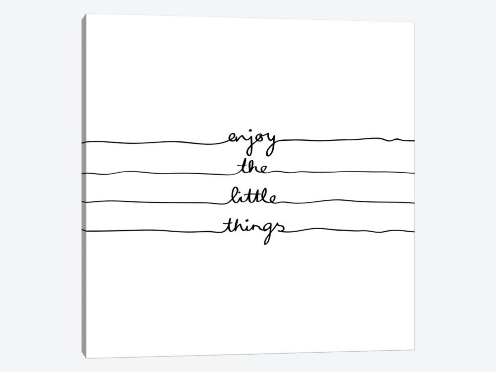 Little Things by Mareike Böhmer 1-piece Canvas Art