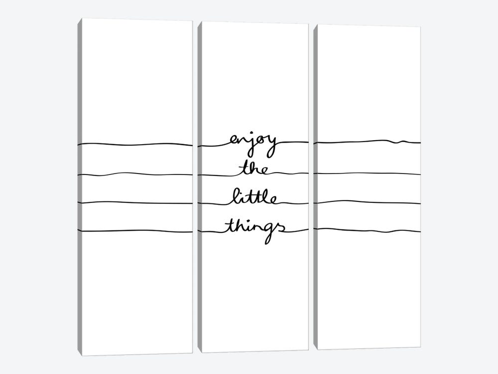 Little Things by Mareike Böhmer 3-piece Canvas Artwork