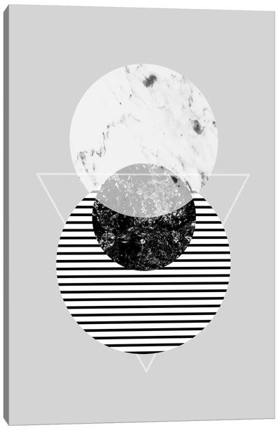 Minimalism IX Canvas Art Print