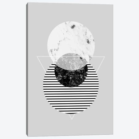 Minimalism IX Canvas Print #BOH65} by Mareike Böhmer Canvas Wall Art