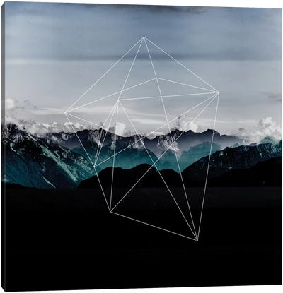 Mountains II Canvas Art Print