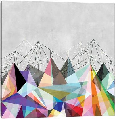 Colorflash III Canvas Art Print