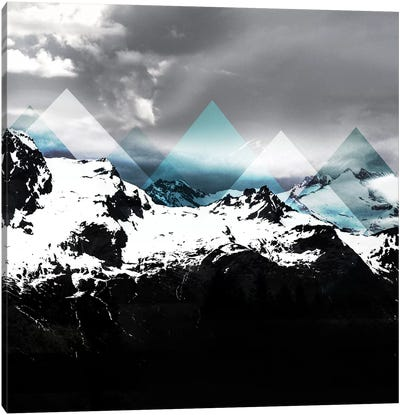 Mountains IV Canvas Art Print
