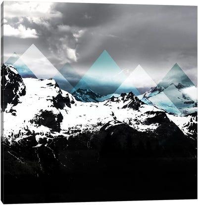 Mountains IV Canvas Art Print