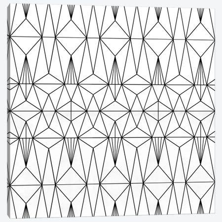 My Favorite Pattern I Canvas Print #BOH71} by Mareike Böhmer Canvas Wall Art