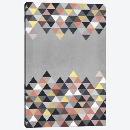 Nordic Combination XIV Canvas Print #BOH73} by Mareike Böhmer Canvas Wall Art