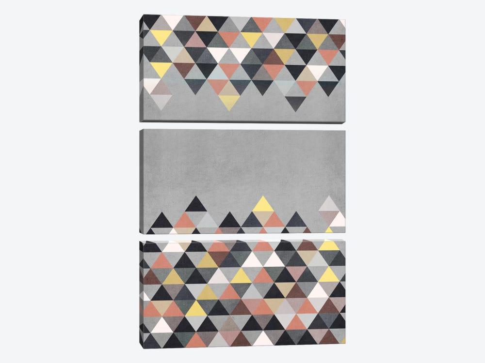 Nordic Combination XIV by Mareike Böhmer 3-piece Canvas Artwork